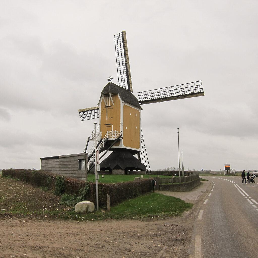 Kelmond Windmühle
