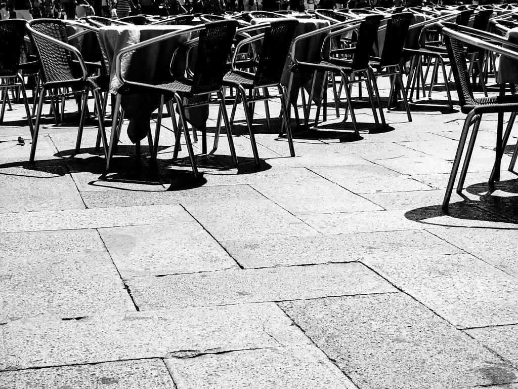 Markusplatz; Venedig