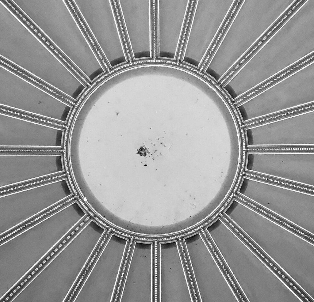 Dach Elisenbrunnen
