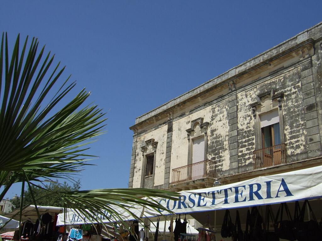 Irgendwo in Apulien